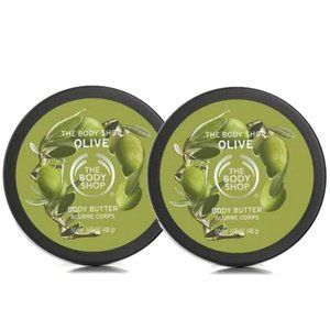 The Body Shop Olive Mini Body Butter Duo Set